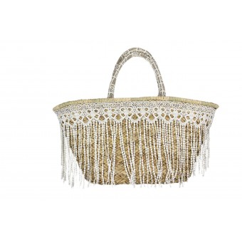Alex Max Funky Fringe Beach Bag