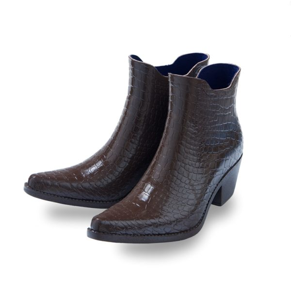 Talolo Boho Ankle Cowboy Wellies